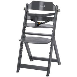 image-Timba Wooden Highchair Safety 1st Colour: Warm Grey