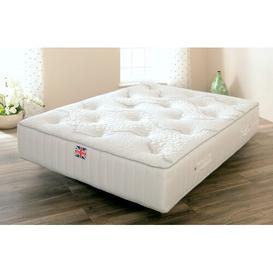 image-Rotherfield Aloe Vera Natural Open Coil Mattress Symple Stuff Size: Double (4'6)