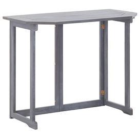 image-Neelam Folding Wodden Balcony Table Sol 72 Outdoor