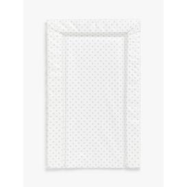 image-John Lewis & Partners Star Changing Mat, Grey