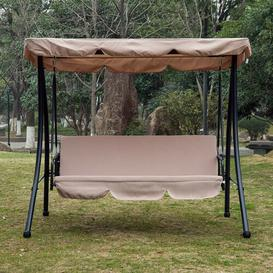 image-Silas Swing Chair with Stand Freeport Park