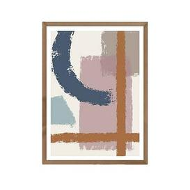 image-East End Prints Abstract Simple Living A3 Wall Art