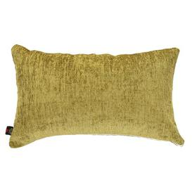 image-March Cushion with Filling Ebern Designs Colour: Lime