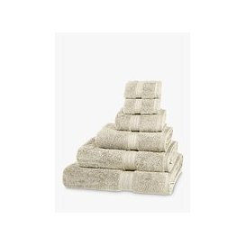 image-John Lewis & Partners Silky Suvin Cotton Towels