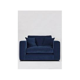 image-Swoon Althaea Fabric Love Seat