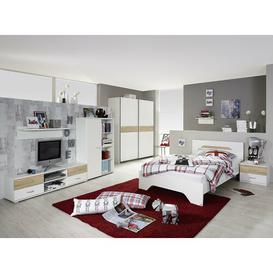image-Noosa Bedroom Set Rauch Colour: Alpine white / Sonoma Oak