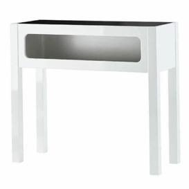 image-Harpa Console Table Mercury Row