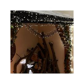 image-Festive 1000 Bright White Multifunction Indoor/Outdoor Christmas Cluster Lights With Timer