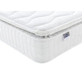 image-Silentnight Portrush 800 Pocket Memory Pillowtop Mattress 4'0 Small double