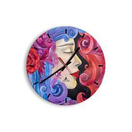 image-Haley Silent Wall Clock Ophelia & Co.