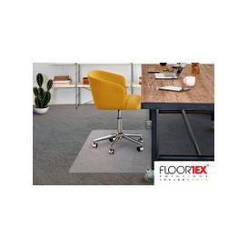 image-Cleartex Advantagemat PVC Chair Mat For Low Pile Carpets