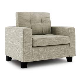 image-Northville Armchair Brayden Studio Upholstery: Beige