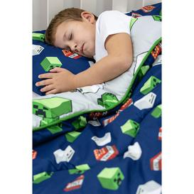 image-Minecraft Coverless Reversible Duvet 10.5 Tog