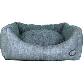 image-Berger Bolster Cushion in Brown Archie & Oscar