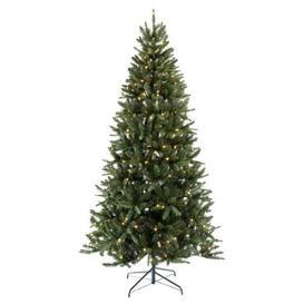 image-180cm (6 Foot) Warm White Rockingham Pine 719 Tips Christmas Tree