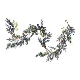 image-A by AMARA Christmas - Frosted Blueberry Garland