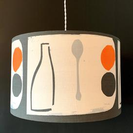 image-Bottle and Spoon Pendant Shade
