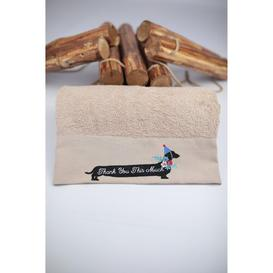 image-Eugen Bath Towel Single Piece Happy Larry