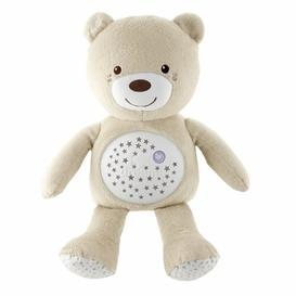 image-First Dreams Bear Night Light Chicco Colour: Neutral