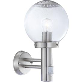 image-Pardue 1 Light Outdoor Sconce Sol 72 Outdoor PIR Sensor: Yes
