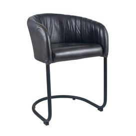 image-Cheatham Tub Chair Corrigan Studio Upholstery Colour: Steel Grey