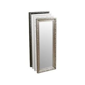image-Henry Decorative Wall Mirror In White Only