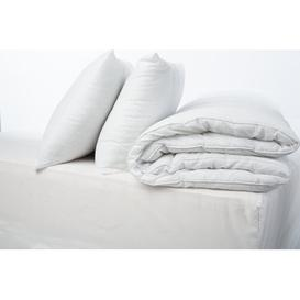 image-15 Tog Duvet with Pillows Symple Stuff Size: Single