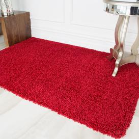 image-Affordable Soft Shaggy Living Room Rugs - Choose Your Colour
