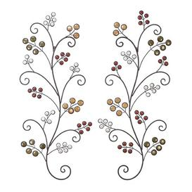 image-Metal Wall Decor Marlow Home Co.