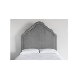 image-Kew 5' King Headboard in Direwolf Grey