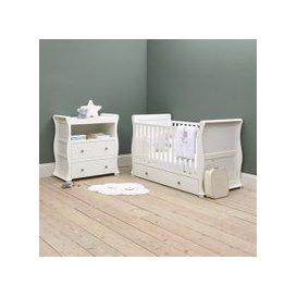 image-Chantilly White Nursery Set