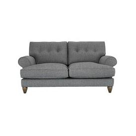image-The Lounge Co. - Bronwyn 2.5 Seater Fabric Classic Back Sofa - Grey