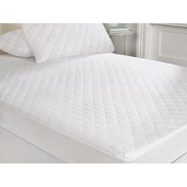 image-Hypoallergenic Mattress Protector Symple Stuff Size: Double (4'6)