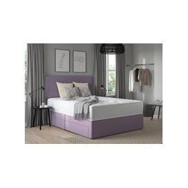 "image-Slumberland Comfort Pure Memory 1400 Mattress - King Size (5' x 6'6\"")"