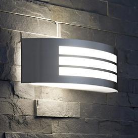 image-Singson Modern Curved Garden Patio Porch Door LED Outdoor Bulkhead Light