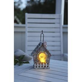 image-2-Light LED Decorative Bird House Brambly Cottage