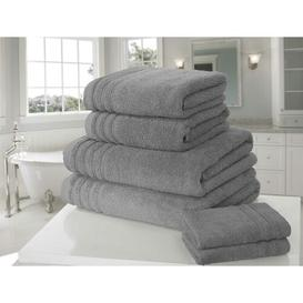 image-6 Piece Towel Bale Hashtag Home