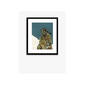 image-Anna Danielle - Walter Hare Framed Print & Mount, 63.5 x 53.5cm, Green