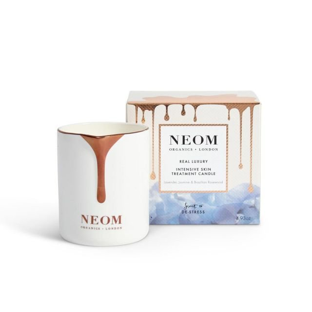 image-NEOM Real Luxury Intensive Skin Treatment Candle