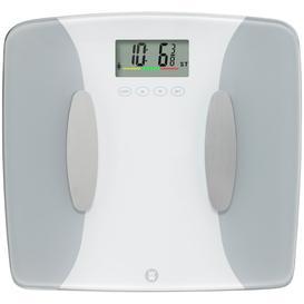 image-WW Precision Body Analyser Bathroom Scale - Grey
