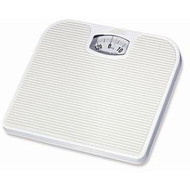 image-Symple Stuff White Mechanical Bathroom Scales Symple Stuff