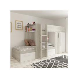 image-Trasman Barca Bunk Bed - Pink