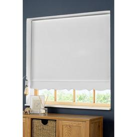 image-Scalloped Edge Roller Blind