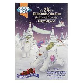 image-Snowman Snowdog Advent Calendar For Dogs