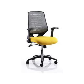 image-Sprint Airmesh Office Chair YEL