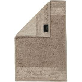 image-Two-Tone Guest Towel (Set of 2) Caw├╢ Colour: Sand