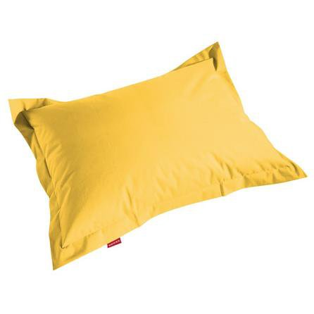 image-Indoor Outdoor XL Floor Cushion Yellow
