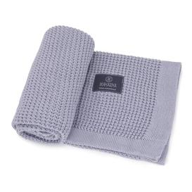 image-Eamon Baby Blanket Isabelle & Max Colour: Grey