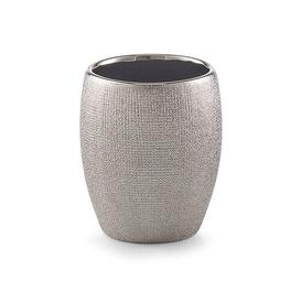 image-Glitter Toothbrush Holder Zeller Colour: Matt brushed nickel