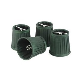 image-Libra Set of Green Shades Small For Bamboo Lantern 701099 701100
